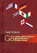 G8 jako instytucja gospodarki światowej