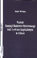 Rafał Blicharz Bydgoszcz, Katowice: Oficyna Wydawnicza BRANTA, 2009, 364 s. ISBN 978-83-61668-01-5