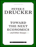 """Toward the Next Economics"""