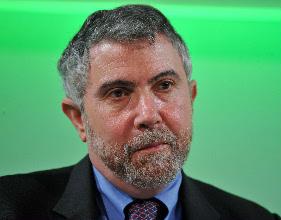 Paul Krugman, ekonomista amerykański, twórca tzw. Nowej Geografii Ekonomicznej (c) PAP/PHOTOSHOT