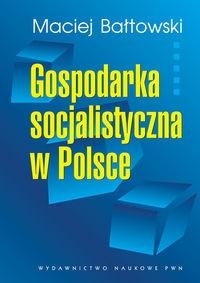 Maciej Bałtowski, Gospodarka socjalistyczna w Polsce: geneza – rozwój – upadek
