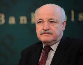 prof. Witold Koziński, wiceprezes NBP