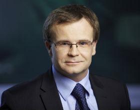 Wiceminister finansów Ludwik Kotecki (c) PAP