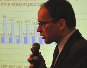 Dr Jerzy Mycieleski (c) arch. INE PAN