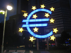 Europejski Bank Centralny fot. Wikimedia Commons
