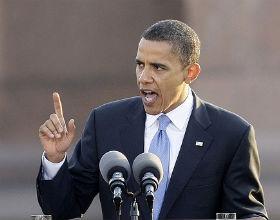 Barrack Obama (CC BY-NC Matt Ortega)