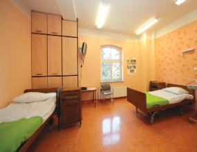 Sprywatyzowany szpital Św. Antoniego w Ząbkowicach Śląskich. (Foto EMC Instytut Medyczny)