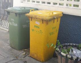 Wśród Firm komunalnych najwięcej sprywatyzowano tych, które wywożą śmieci. (CC BY-SA nist6dh)