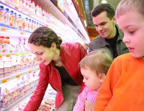 Polacy ruszyli do supermarketów i zburzyli statystykę