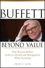 Buffett ponad wartością