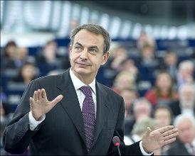 Decyzja Jose Luisa Zapatero, że nie będzie się ubiegał o reelekcję nie wzbudziła zainteresowania rynków finansowych.(CC BY-NC-ND European Parliament)
