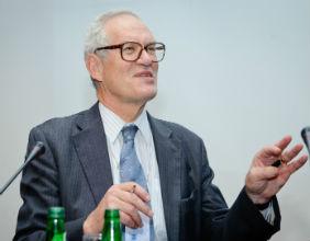 Charles Goodhart (fot. J.Deluga/NBP)