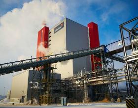 Inwestycja StoraEnso w Ostrołęce jest jedną z największych inwestycji zagranicznych na wschód od Wisły fot. StoraEnso