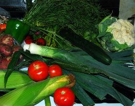 Inflacja niższa głównie dzięki tańszym warzywom