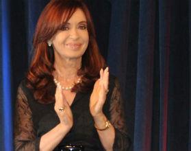 Prezydent Argentyny Cristina Fernández de Kirchner (CC BY-NC-SA Fernando Lugo APC)