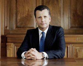 Philipp Hildebrand, prezes Szwajcarskiego Banku Narodowego. (fot. Swiss National Bank)