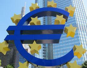 Siedziba Europejskiego Banku Centralnego. (CC By-NC-SA Cesar Pics)