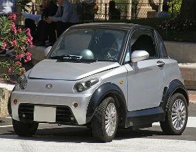Samochód na prąd. Czy zawojuje serca kierowców? (CC By-NC freefotouk)