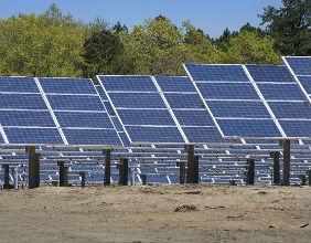Chiny wyrastają na światowego lidera w produkcji zielonej energii.  (CC By-NC-ND Brookhaven National Laboratory)