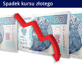Słaby złoty nie sprzyja niskiej inflacji