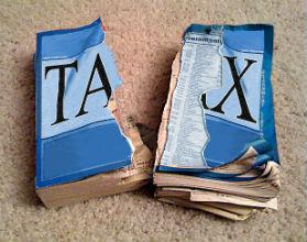 Absurdy prawa podatkowego USA pomagają zarobić innym