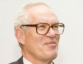 Charles Goodhart (Fot. J. Deluga)