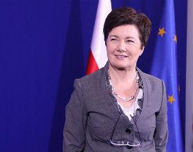 Hanna Gronkiewicz - Waltz, prezydent Warszawy, będzie musiała zmierzyć się z zalewem pozwów o odszkodowania.(CC BY-ND PlatformaRP)