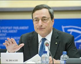 Mario Draghi, nowy szef Europejskiego Banku Centralnego. (CC BY-NC-ND European Parliament)