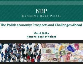 Gospodarka polska jest w dobrej kondycji