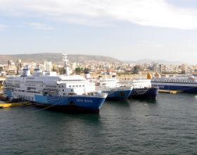 Wykup udziałów w porcie w greckim Pireusie to jedna ze spektakularnych inwestycji chińskich w Europie.(CC BY-NC-ND The Brit_2)