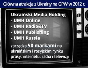 Ukraińskie firmy wybierają warszawski parkiet