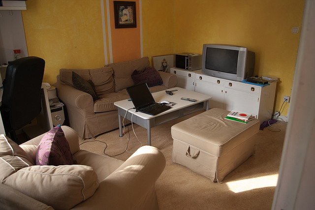 Małe mieszkania są bardziej popularne (By NC SA kenny_lex)