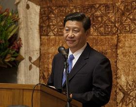 Xi Jinping ma zostać nowym sekretarzem partii i prezydentem ChRL (CC By-NC-ND nznationalparty)
