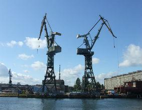 Port w Gdańsku wchodzi w paradę Hamburgowi