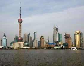 Szanghaj. Gdy 20 lat temu Hu Angang zapowiadał, że Chiny stanął się mocarstwem nikt w jego kraju w to nie wierzył. (CC By-NC-SA Keith Marshall)