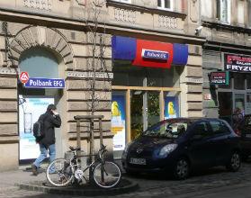 Po przekształceniach w 2011 r. Polbank jest teraz bankiem polskim.(CC By-NC-SA mjaniec)