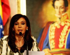 Cristina Fernández de Kirchner, prezydent Argentyny. (CC BY-NC-SA ¡Que comunismo!)