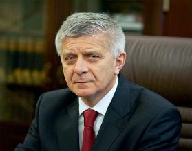 Marek Belka, prezes NBP (Fot. J. Deluga)