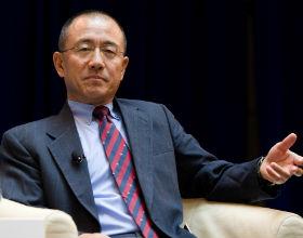 Gao Xiqing, wiceprezes CIC (CC BY-NC-ND International Monetary Fund)