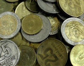 Argentyńskie pesos (CC BY morrissey)