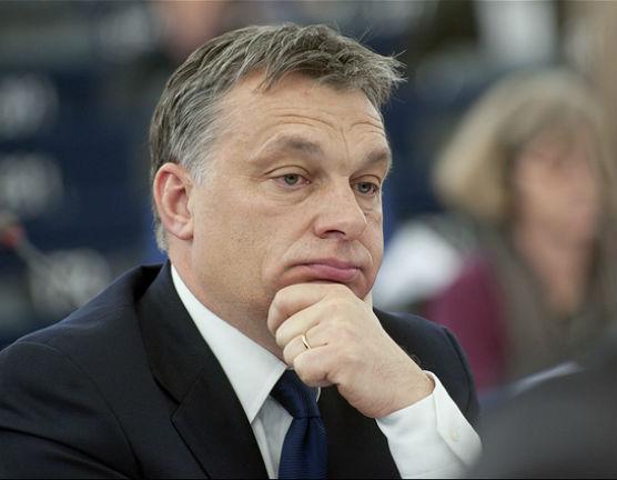 Victor Orban, premier Węgier (CC By-NC-ND  european parliament)