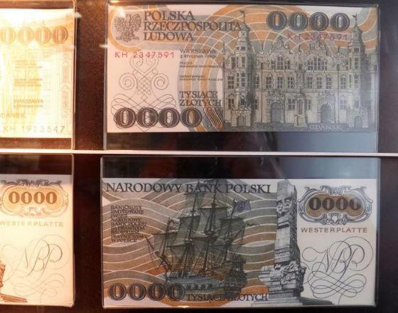 Co zrobiłby statystyczny polityk mając do wydawania banknoty, na których sam może wpisać dowolny nominał? (fot. KM/OF)
