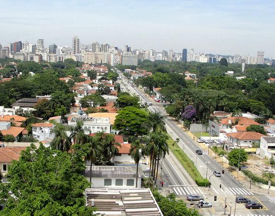 Sao Paulo - największe miasto na zachodniej i południowej półkuli