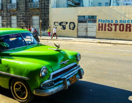 Kubańska podróż w czasie