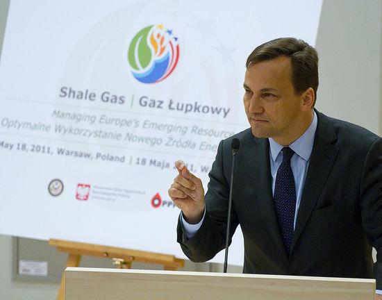 100 mln zł dla samorządów z wydobycia gazu łupkowego