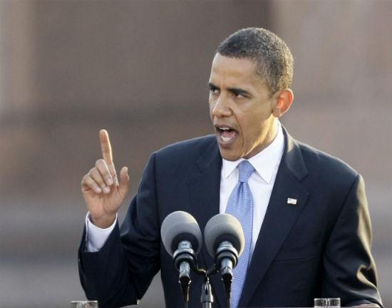 Niewiarygodny Obama