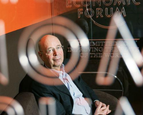 Klaus Schwab, pomysłodawca i szef World Economic Forum, które w tym roku potrwa od 23 do 27 stycznia. (CC By SA WEF)