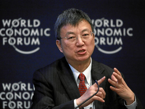 Min Zhu, wiceprezes MFW