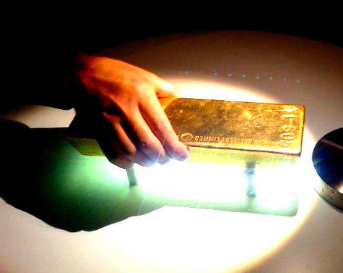 Przeklęte złoto
