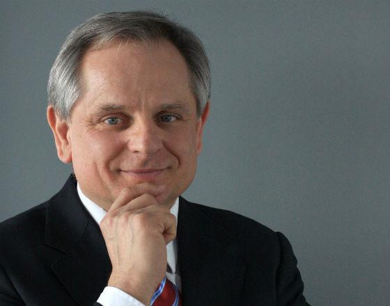 Krzysztof Kalicki, prezes Deutsche Bank Polska (Fot. DB Polska)